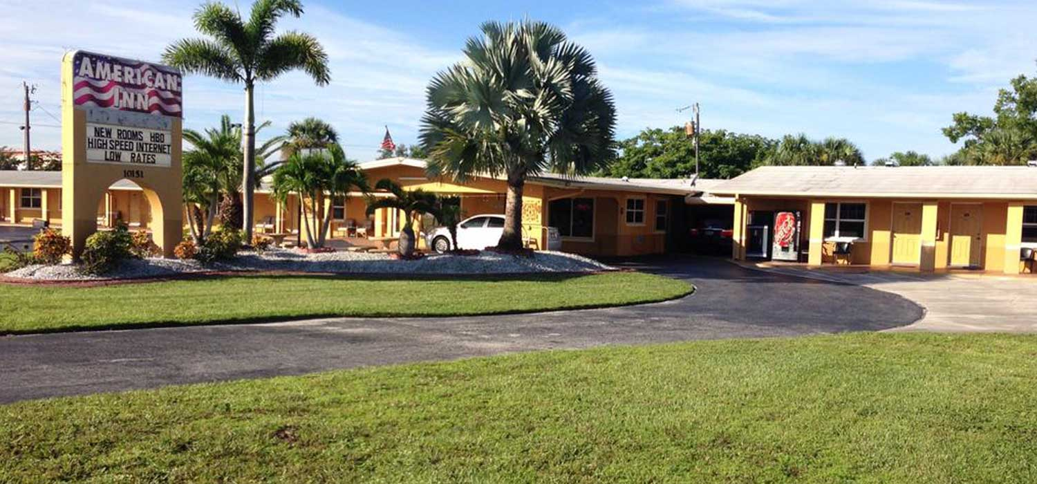 Make your stay at American Inn Punta Gorda enjoyable